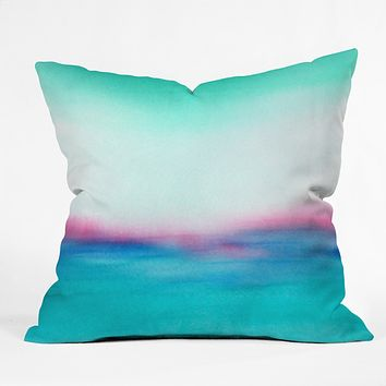 Laura Trevey In Your Dreams Throw Pillow