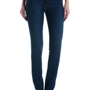Mid Rise Pencil Skinny Jeans