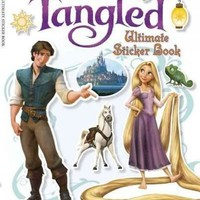 Tangled: Ultimate Sticker Book