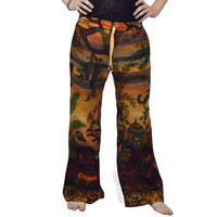Tree of Life Pants on Sale for $39.95 at HippieShop.com