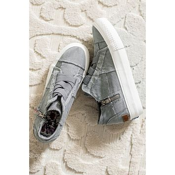 Mamba Canvas Sneakers | Sweet Grey