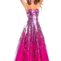 Party Time Gown 6065 Prom Dress - PromDressShop.com