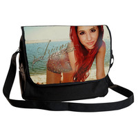 Ariana grande butera 12 Messenger bag & FREE by PerfectGiftExpress