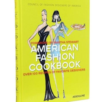 American Fashion Cookbook
