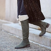 Jeffrey Campbell Womens Headed Home Boot