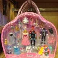Disney Parks Sleeping Beauty Deluxe Princess Fashion Set - Disney Parks Exclusive & Limited Availability