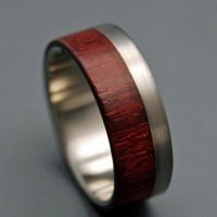Love's Great Wonder - Offset Bloodwood with Satin Finish