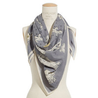 City Storyteller Scarf - scarves, hats & gloves - Women's ACCESSORIES - Madewell