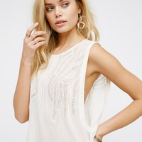 Free People Imaginary Friend Tunic