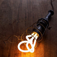 Plumen Screw Fitting Energy Saving Light Bulb ? White at Coggles.com online store