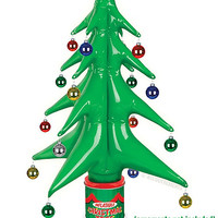Inflatable Christmas Tree Green One Size For Men 27041550001