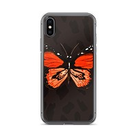 Wild Butterfly iPhone Case