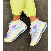 Nike Air Max98 Bullet Sports Leisure Running Shoes