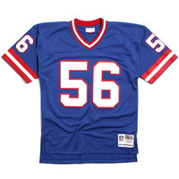 Lawrence Taylor 1986 New York Giants Football Jersey Blue / Red