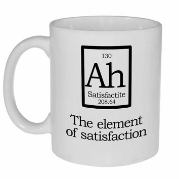 Element Ah - Fake Periodic Table Chemistry Elements