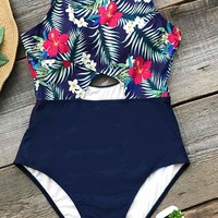 Cupshe As You Choose Print One-piece Swimsuit