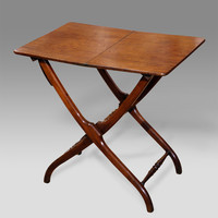 Antique coaching table, mahogany coaching table, antique folding table, 19th century coaching table : Antique Tables UK - Antique Side Tables - Oak Side Tables - Hall Table - Console Table - Side Table, Dressing Table