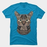 Katze T Shirt By Myartlovepassion Design By Humans