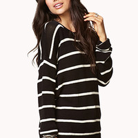 Striking Striped Sweater | FOREVER 21 - 2072214575