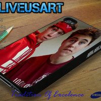 Taylor Caniff and Nash Grier Magcon Boys Case for iphone 4/4s, iphone 5/5s/5c, Samsung Galaxy S3/S4