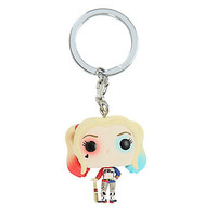Funko DC Comics Suicide Squad Harley Quinn Pocket POP! Key Chain