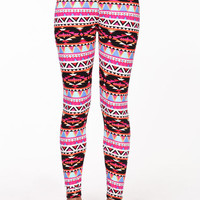 SUNRISE SOUTHWESTERN LEGGINGS