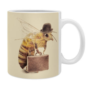 Eric Fan Worker Bee Coffee Mug
