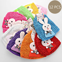 Bunny Bundle Knitted Hats