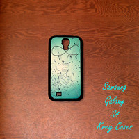 Samsung Galaxy S4  Case, forever young , Infinity Samsung Galaxy S4/S3 Phone case, infinity Samsung Galaxy S3 Cases, Galaxy S4/ S3 case