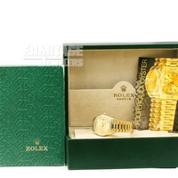 rolex president men's watch 18328
