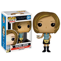 Friends Pop! Vinyl Figure - Rachel Green : Forbidden Planet