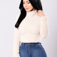 Feels Like Home Sweater - Ivory