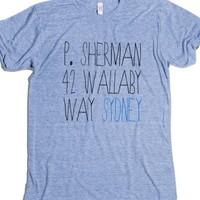Athletic Blue T-Shirt | Funny Finding Nemo Dory Shirts