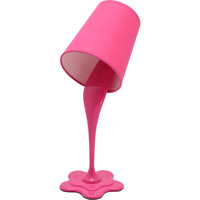 Woopsy Lamp, Hot Pink