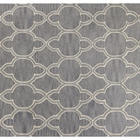 Ezri Rug, Gray, Area Rugs