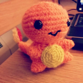 Customized Crochet Pokemons and others!