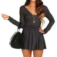 Sale-charcoal Keep Warm Romper