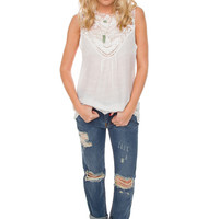 Juliet Distressed Jeans