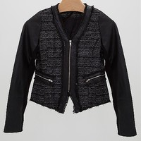 Black Metallic Jacket