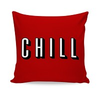 Chill Couch Pillow