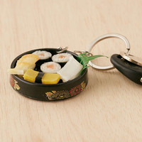 Sushi Keychain - Urban Outfitters