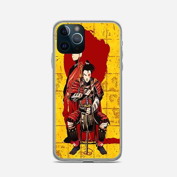 Aang And Zuko Avatar The Last Airbender iPhone 12 Pro Case