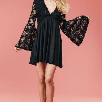 Boho Lace Dress