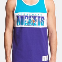 Men's Mitchell & Ness 'Charlotte Hornets - Home Stand' Tank Top