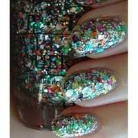 OPI Muppets Collection Nail Lacquer, Rainbow Connection Hl C09