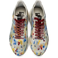 Golden Goose Drip In Living Color Paint