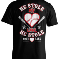 He Stole My Heart - Baseball