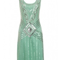 Gatsby Gown