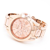 Classic metal watch (3 colors)
