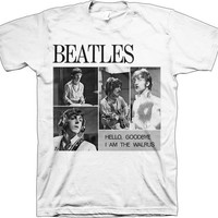 T-shirt Beatles 4 Hello